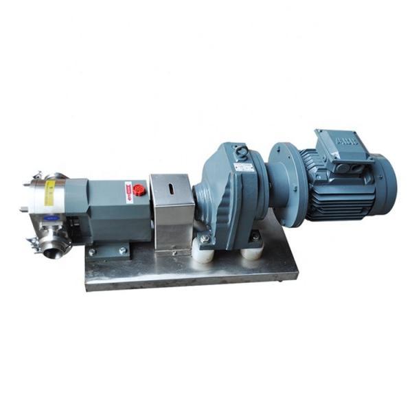 Vickers 3520V25A11 86AB22R Vane Pump #1 image