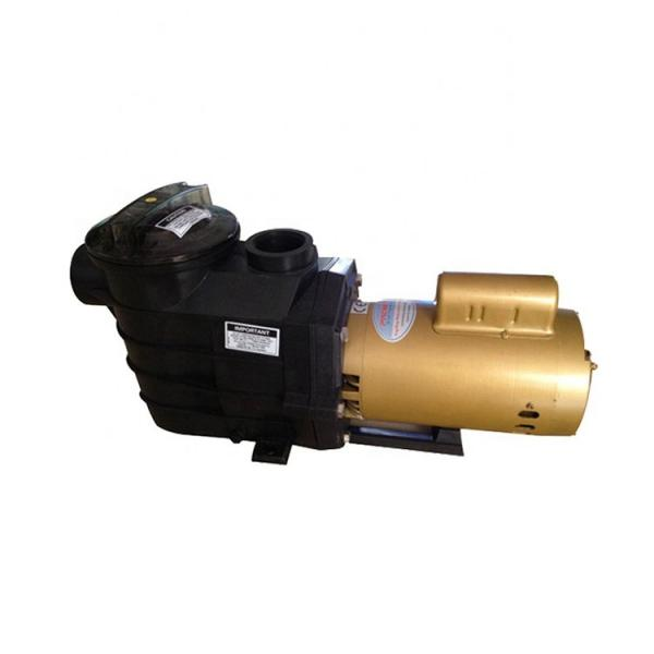 Vickers 35V38A 1D22R Vane Pump #2 image